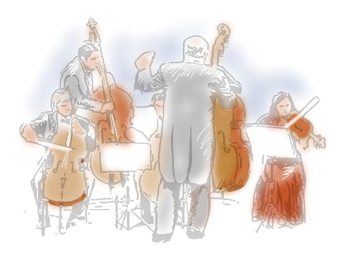 Orquesta y sinfonía FLSP